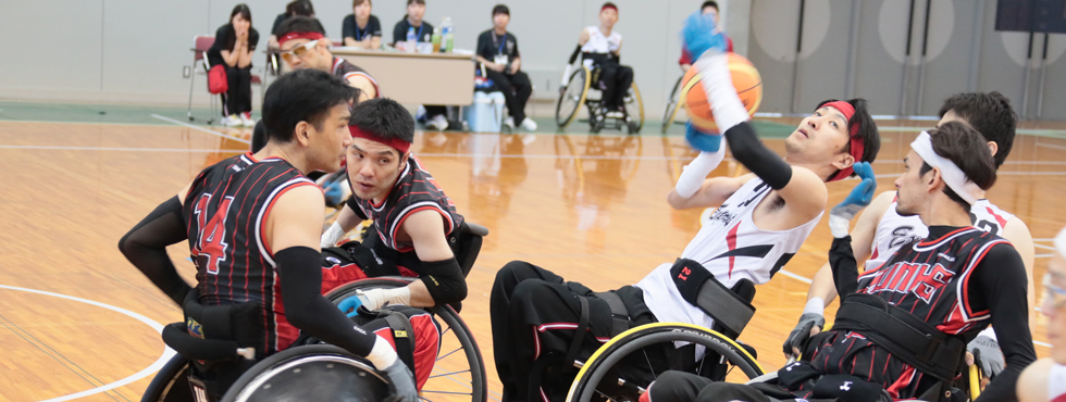 WheelChair Twin Basketball